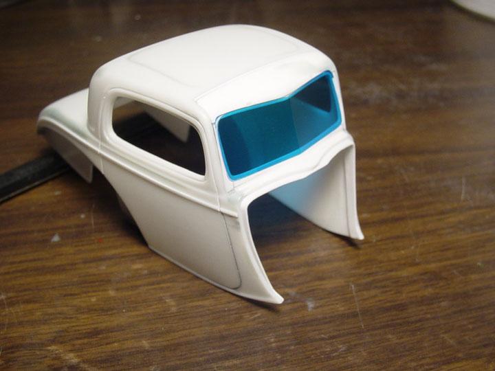 Ford Windsheild Glass