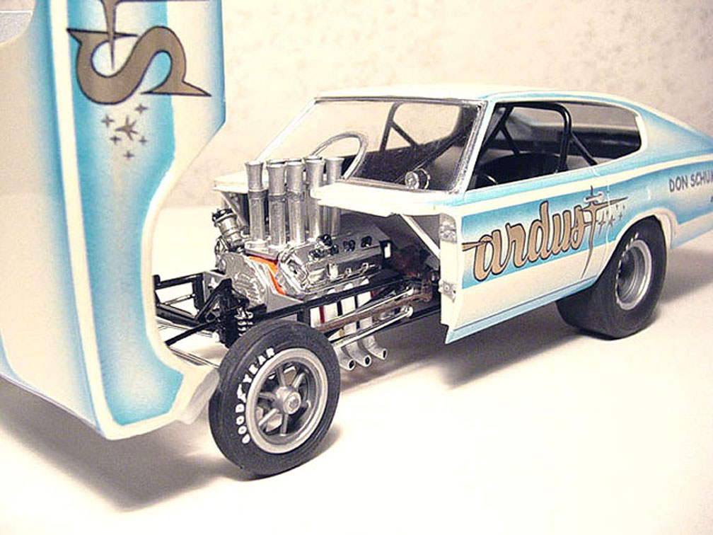 Don Schumacher S Stardust 1966 Awb Dodge Charger Funny Car